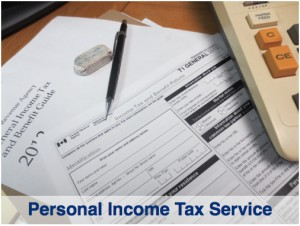 Personal Income Tax Service in Mississauga