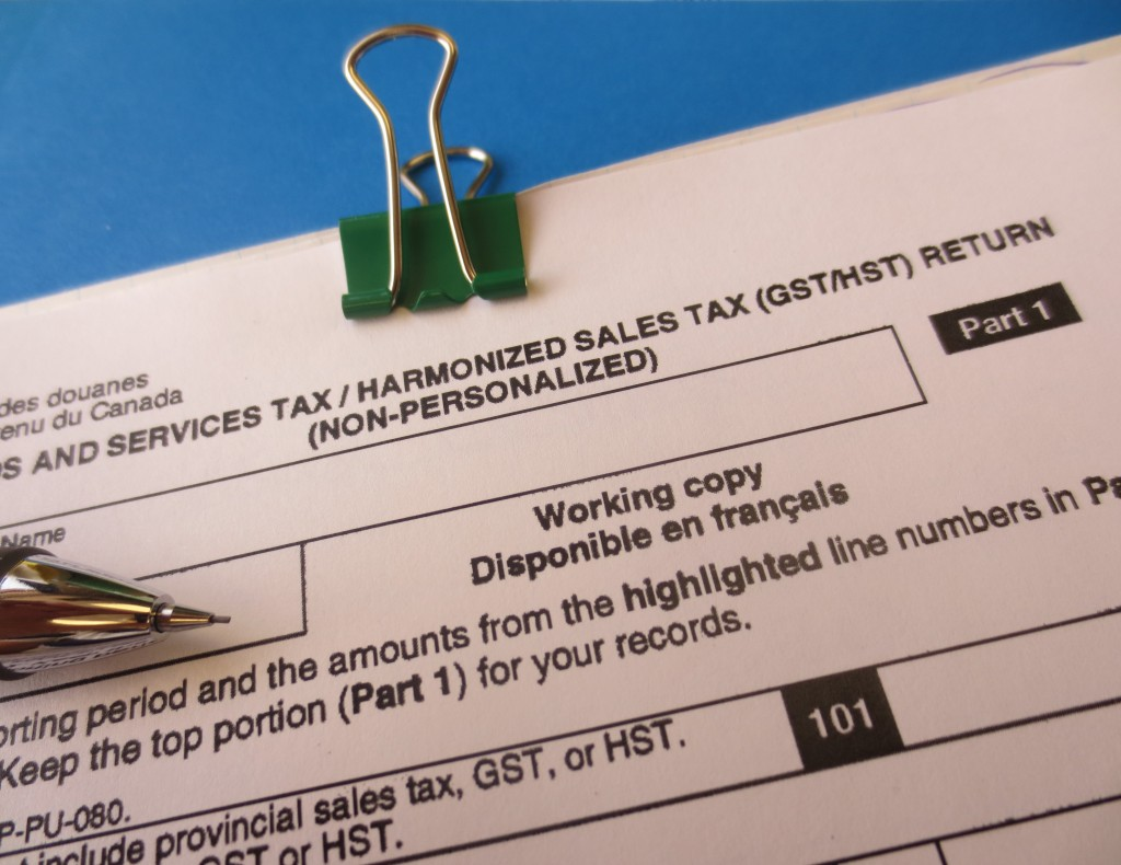 Mississauga Accountant HST Remittance in Ontario